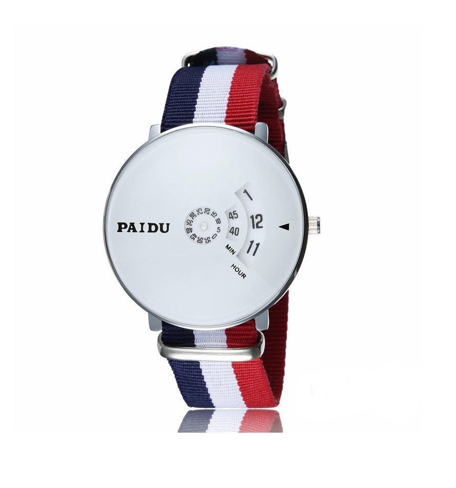 Men's Paidu  Turntable Dial Watch