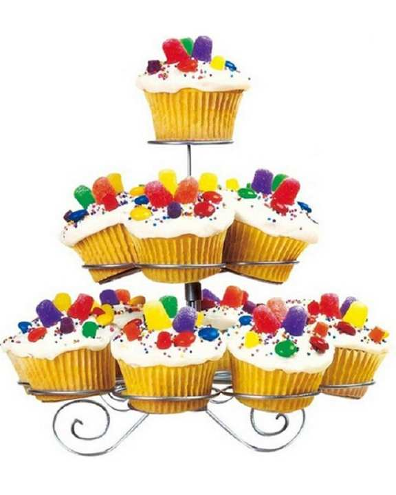 Cup Cake Stand - 13pcs