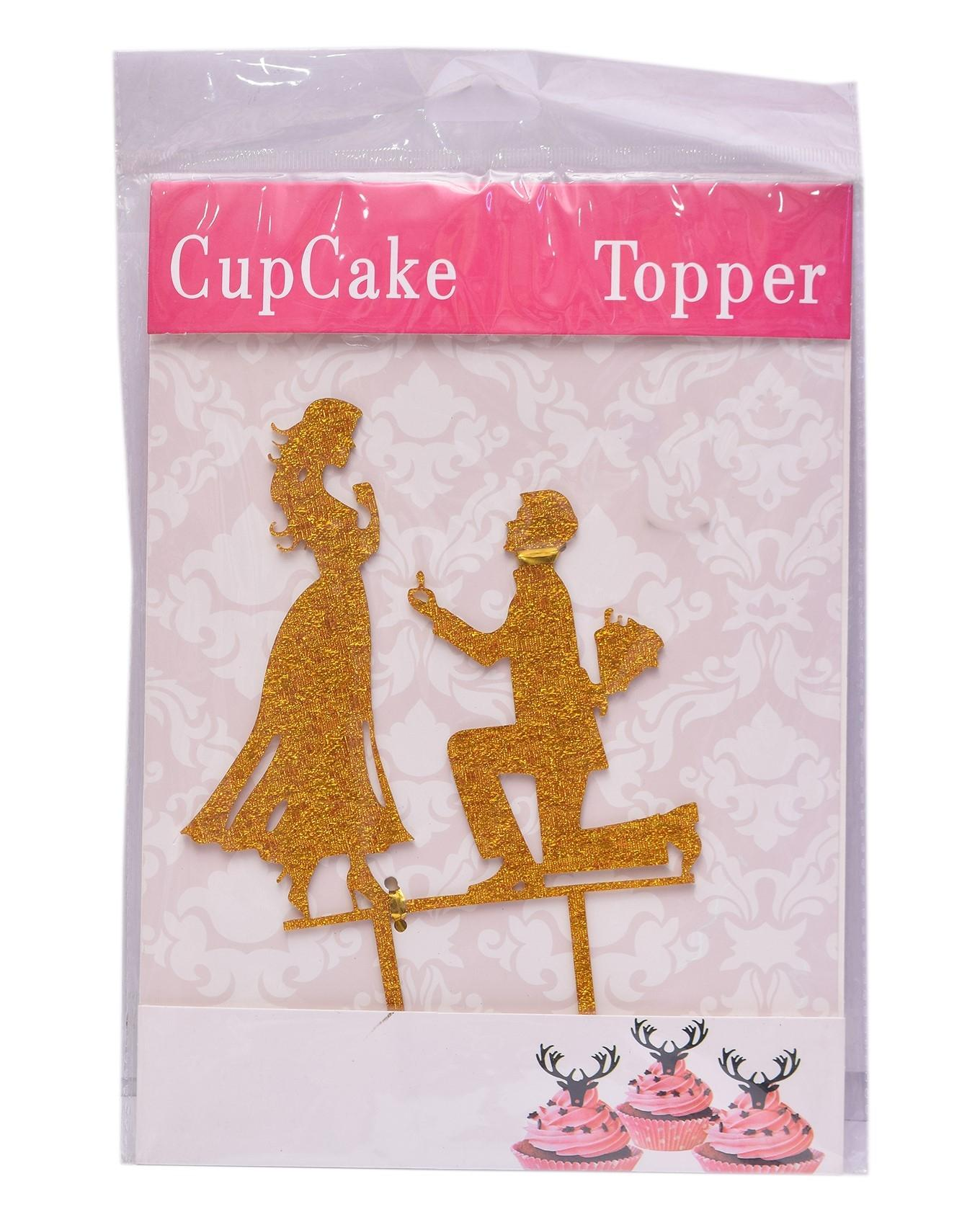 Cup Cake Topper