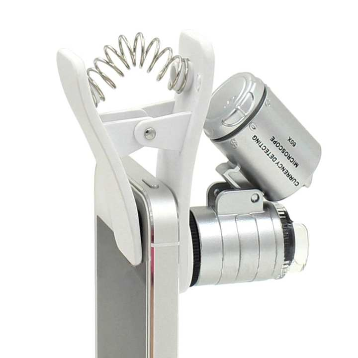 60 X Zoom Mobile Lense With LED
