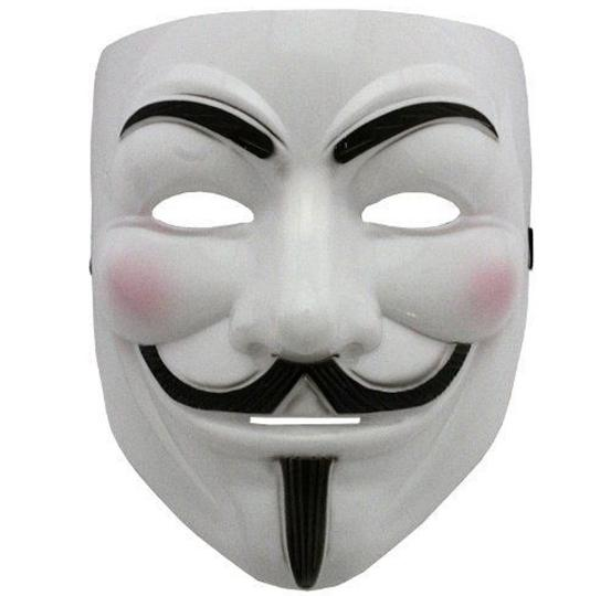Vendetta Mask - White