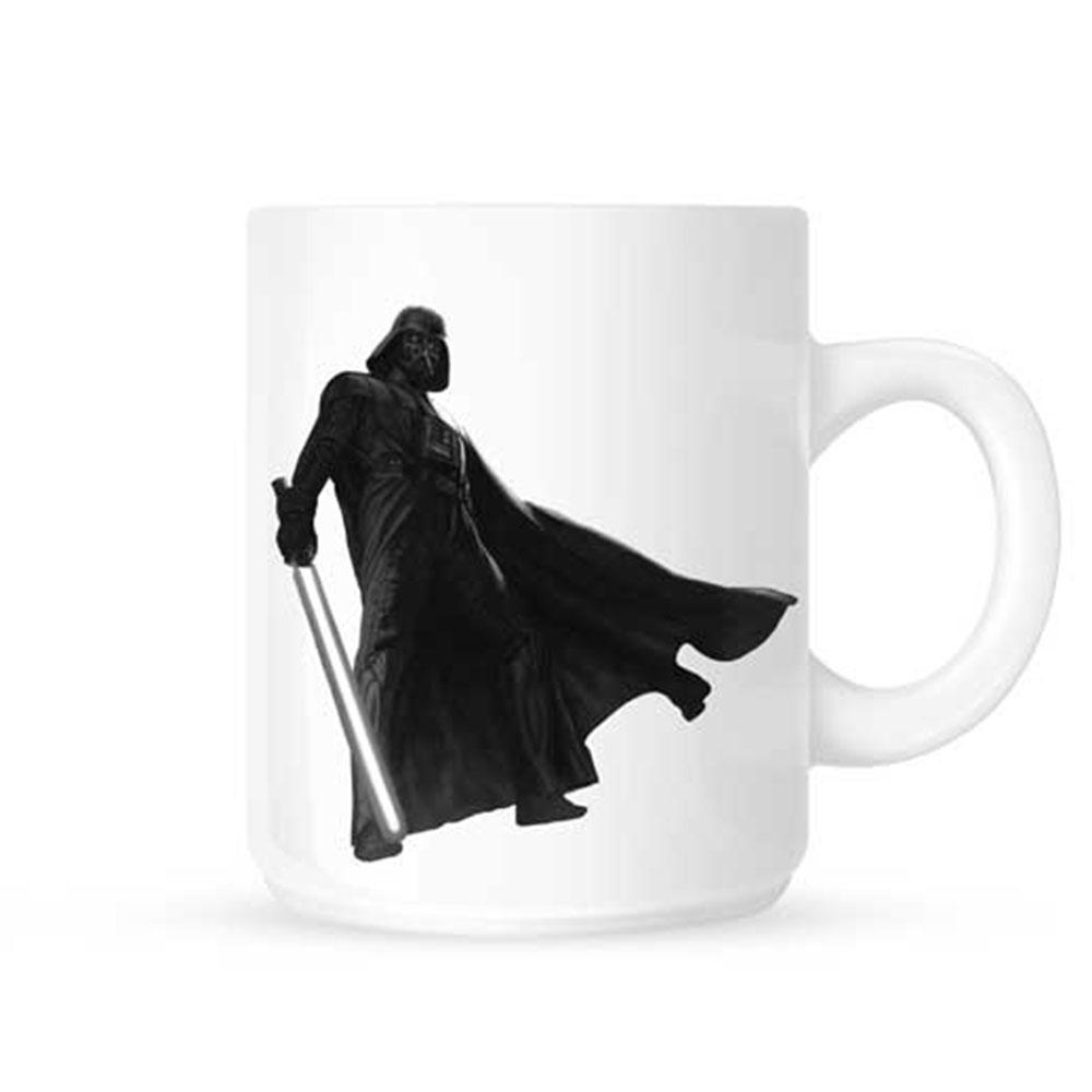Superhero Mug - White