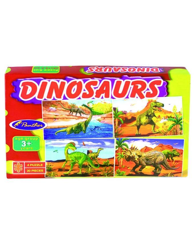 Dinosaurs-Large Puzzle