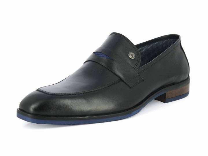 Men's Renato Black Formal Shoes