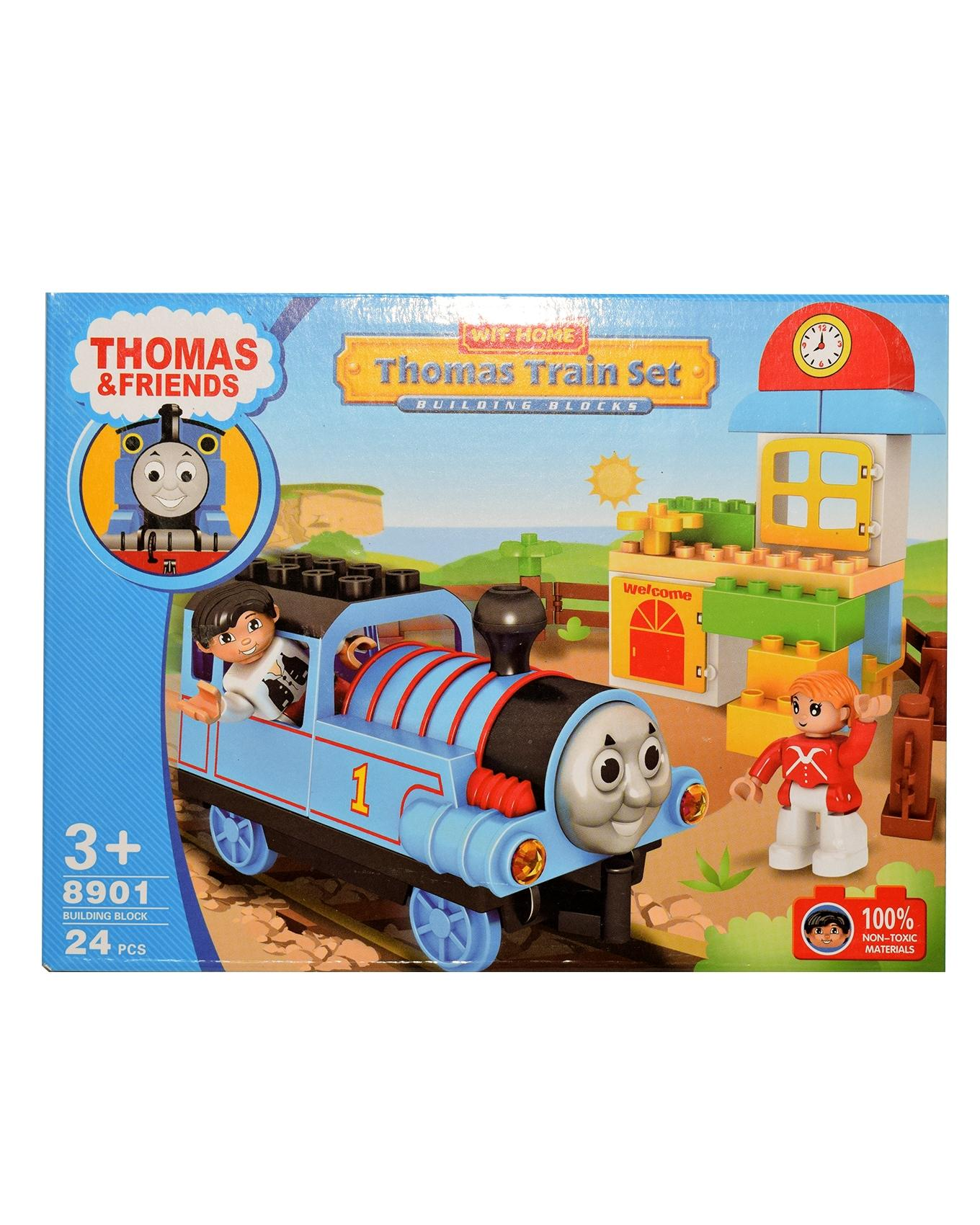 Toy Thomas Train Set