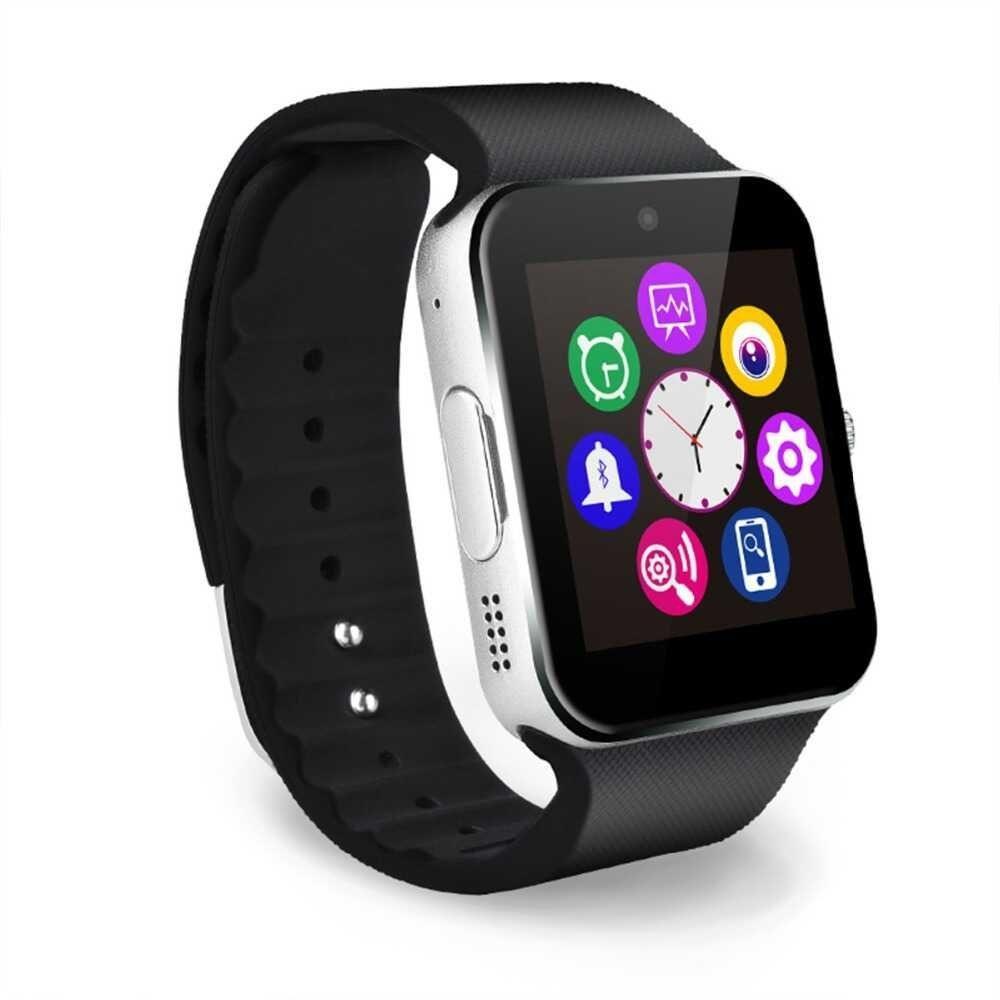 Black Smart Watch Phone Gt08