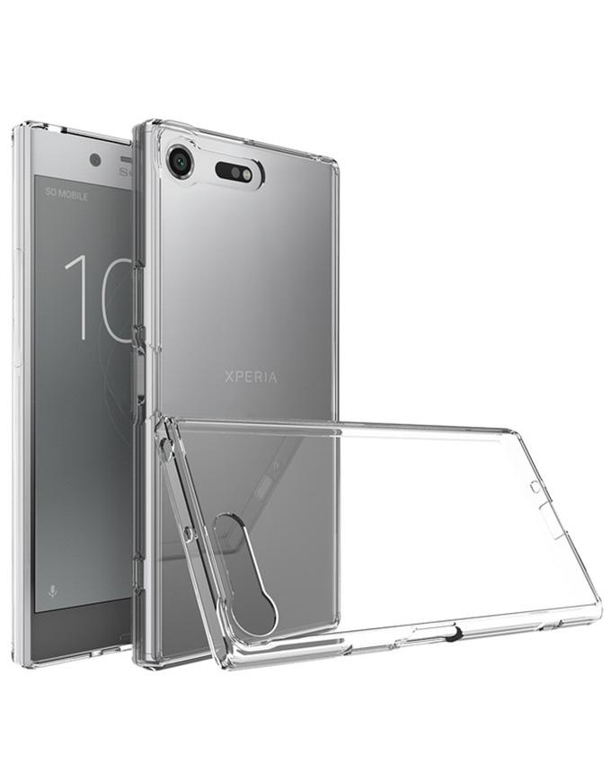 Transparent Backcover For Sony Xz