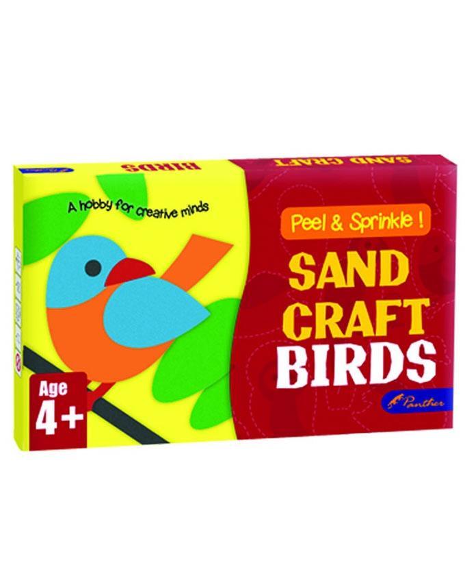 Sand Craft - Birds