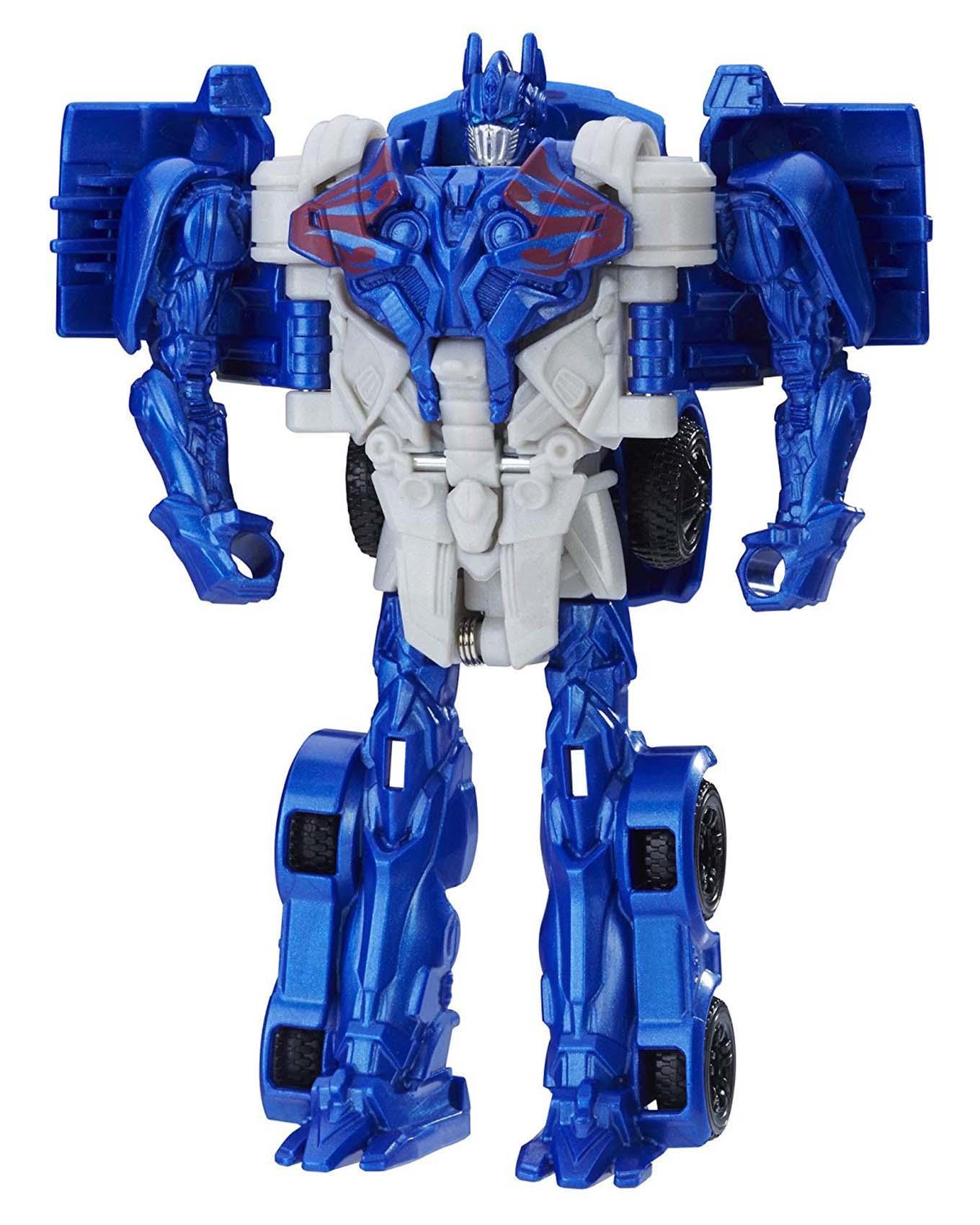 Transformer Step Turbo Changer Toy- Blue