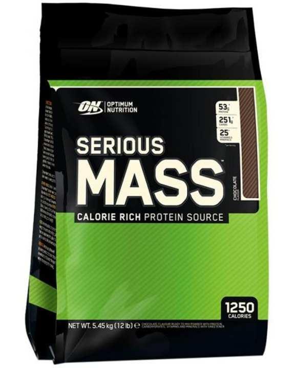 Serious Mass - 12lbs - Chocolate