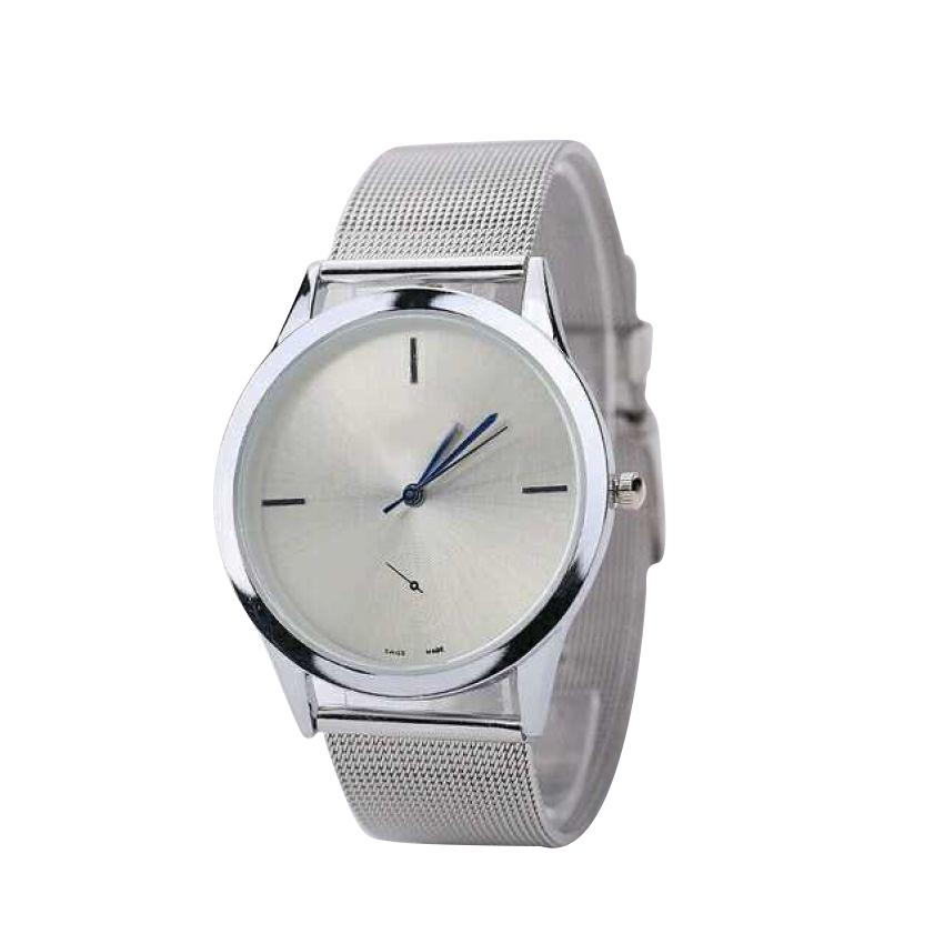 Round Dial Analog Watch for Women