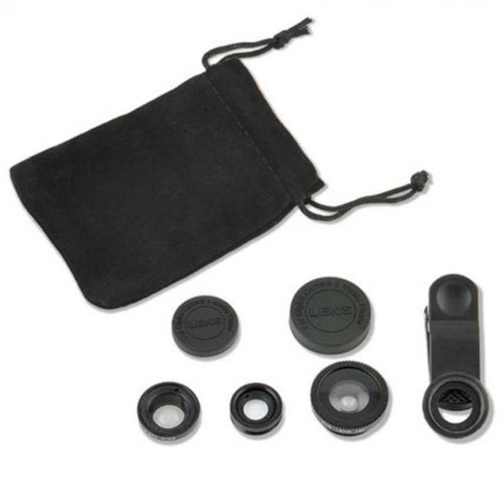 3 in 1 Clip Camera Lens Kit