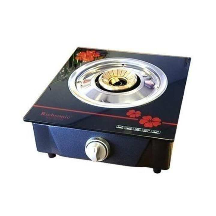 Glass Top Gas Cooker 520