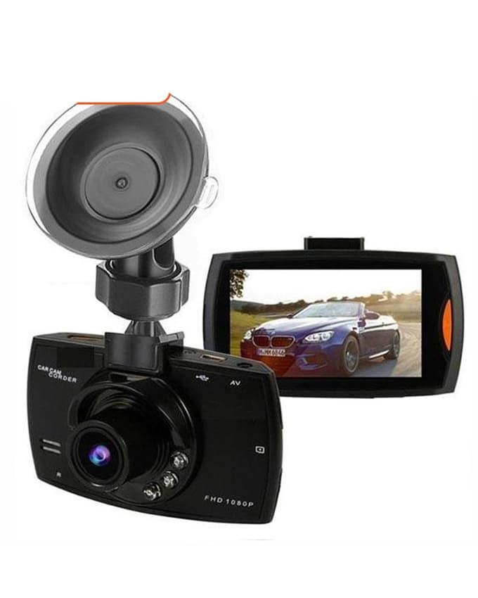 "2.4"" Car DVR Video Recorder Dash Camera 120 Degree Wide Angle Motion Detection Night Vision G-Sensor"