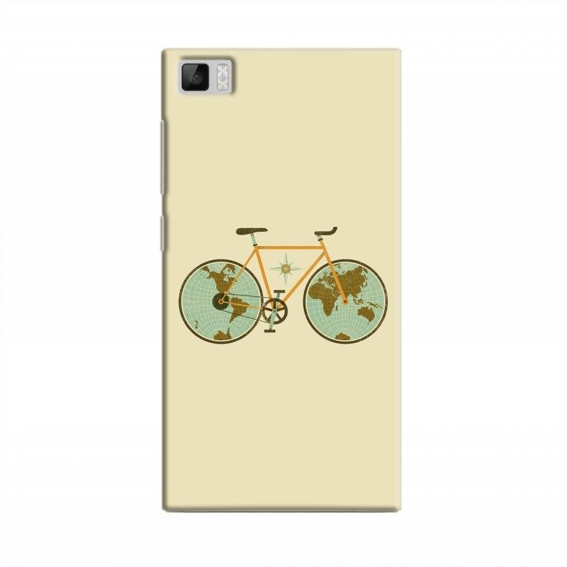 BikeWorld Hard Case For Xiaomi Mi3