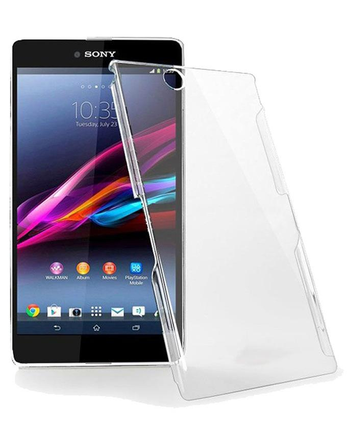 Transparent Backcover For Sony Z Ultra