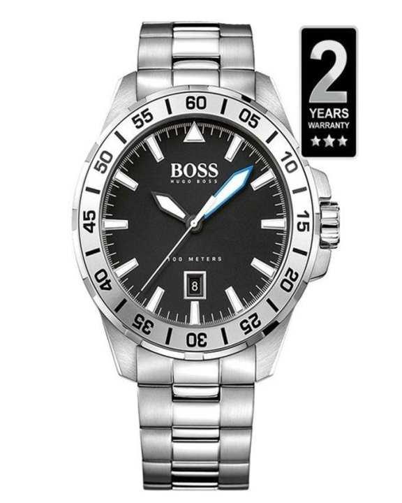 Men's Deep Stainless Steel Watch - 1513234