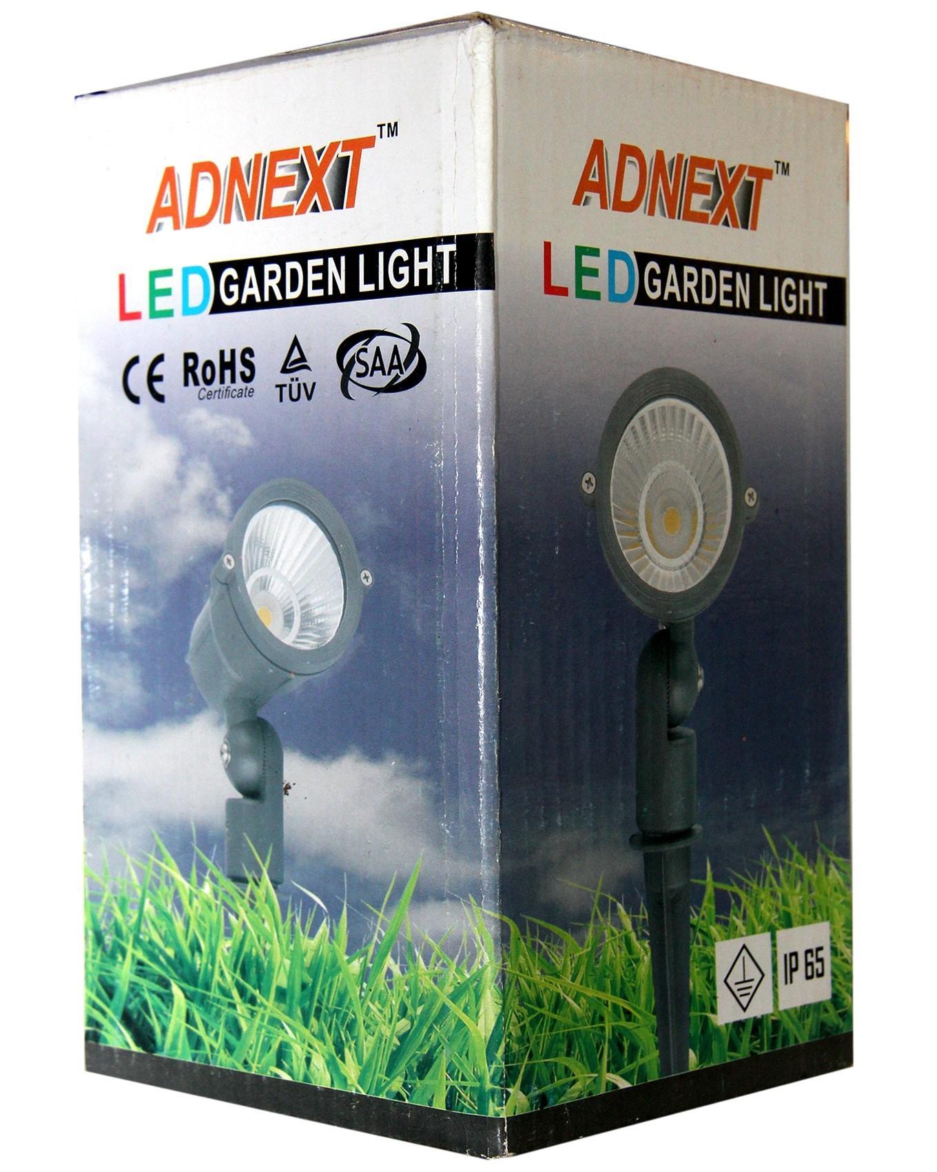 10W LED Garden Warm Light