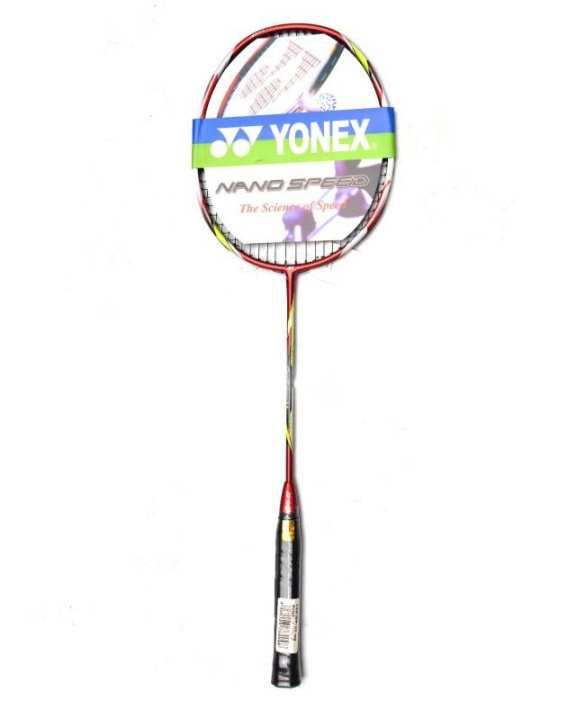 Badminton Racket - Red