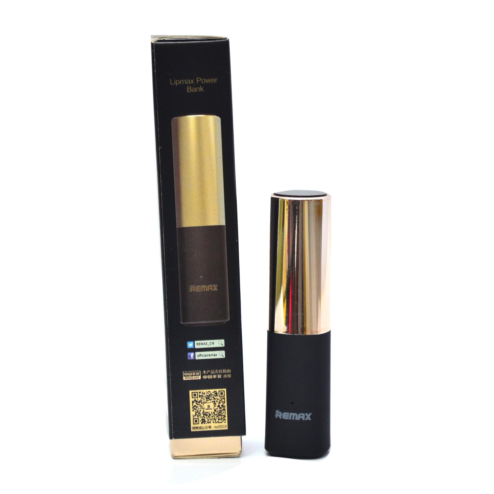 Remax Gold Powerbank 2400mAh