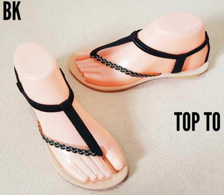 Women Sandals - flat