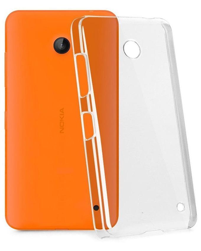 Transparent Backcover For Lumia 435