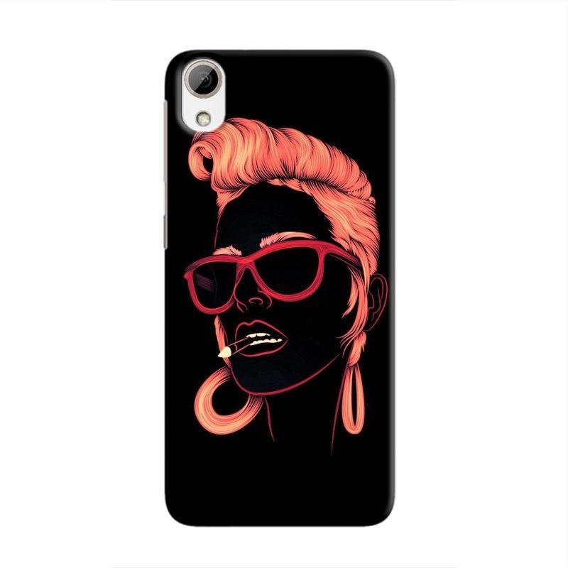 SketchyGirl Hard Case For HTC Desire 826