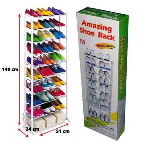 10 Tier Amazing Shoe Rack