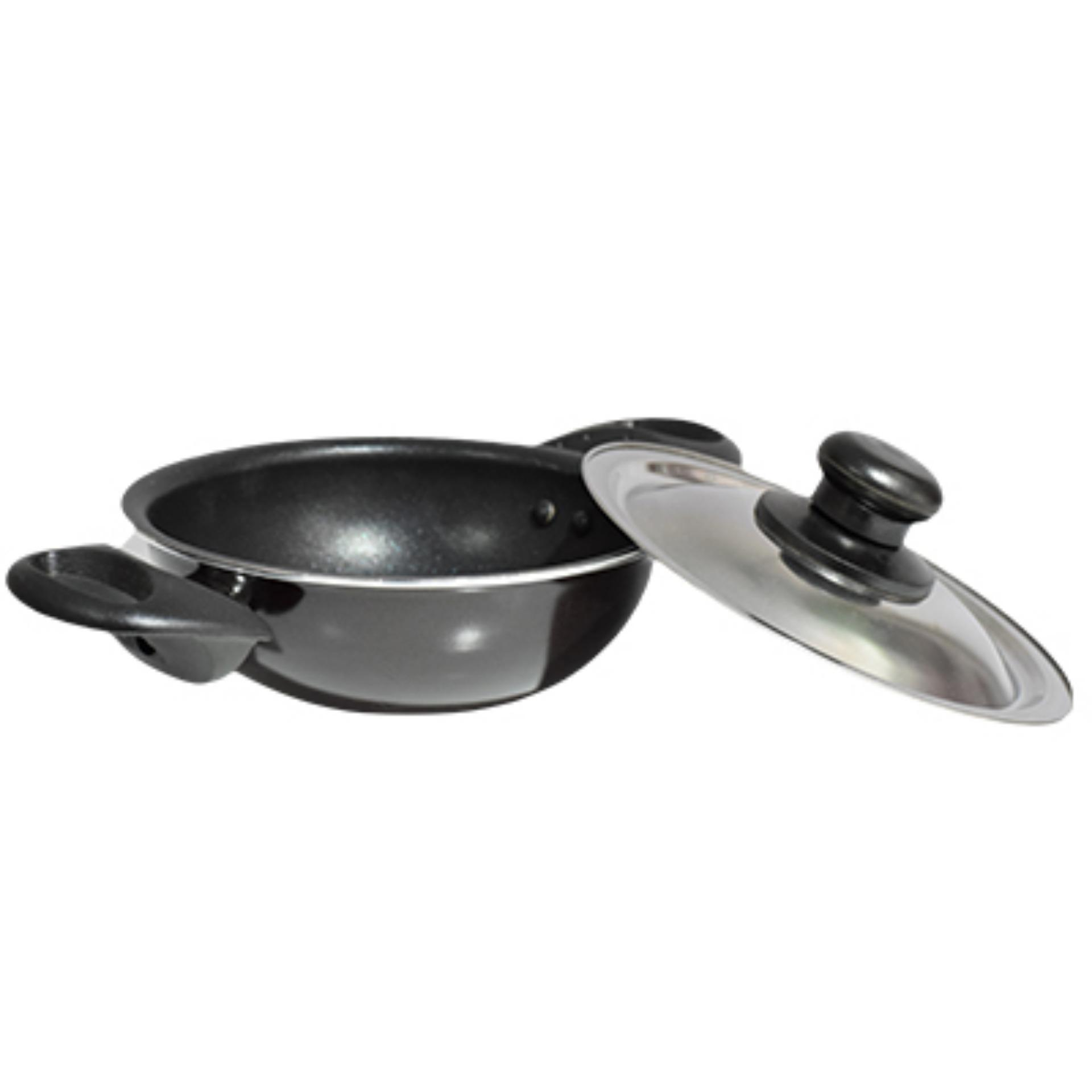 Hopper Pan with Lid