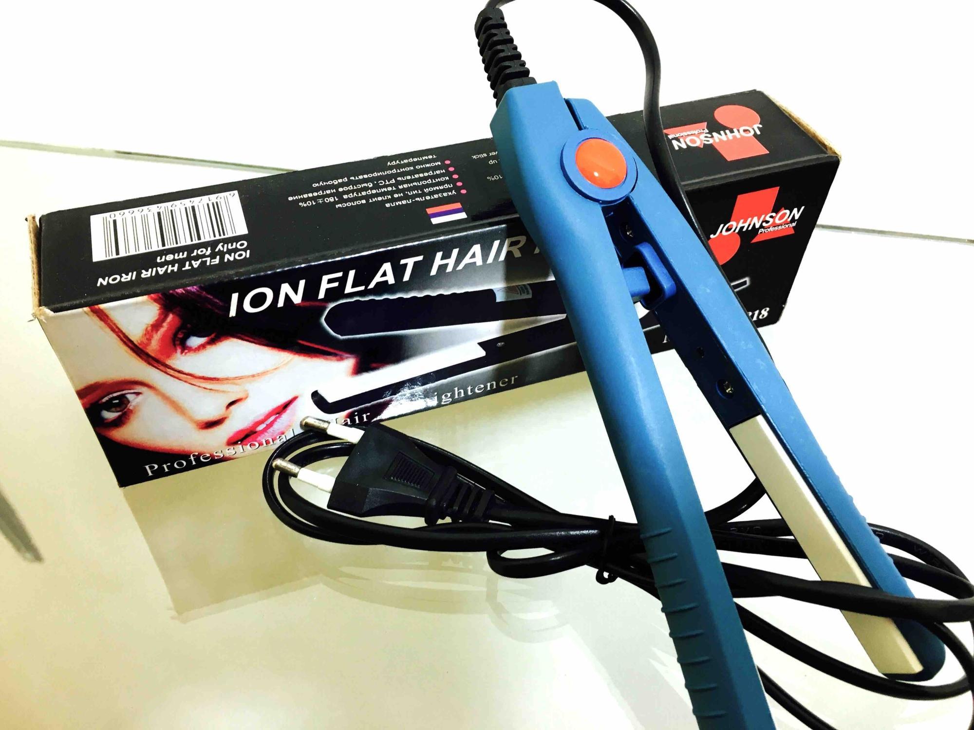 Ion Flat Hair Iron Straightener