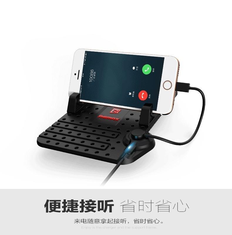 Remax Navigator Usb Car Smartphones Holder