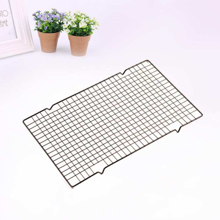 Bread Cooling Chilling Holder Home Baking Tool High-Carbon Steel Net Mat Cooking