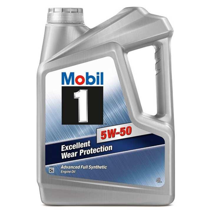 Mobil 1™ 5W-50