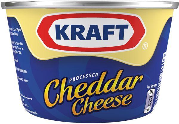 Kraft Cheddar Cheese Tin - 190g