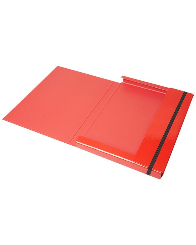 Document Holder - Red