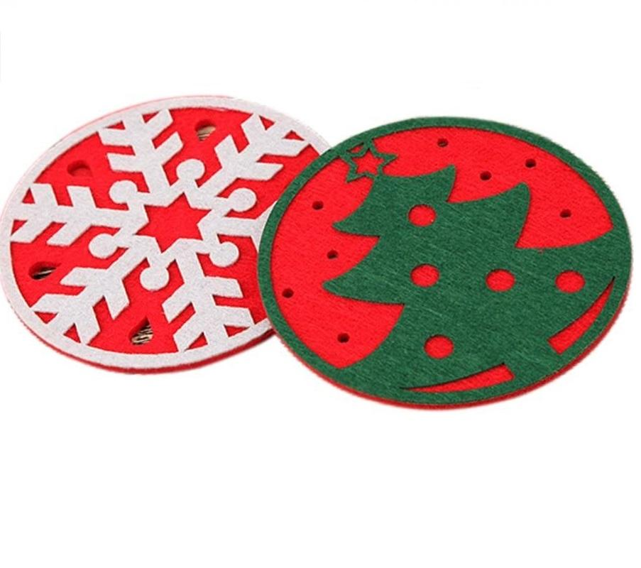 Christmas Coasters Pack