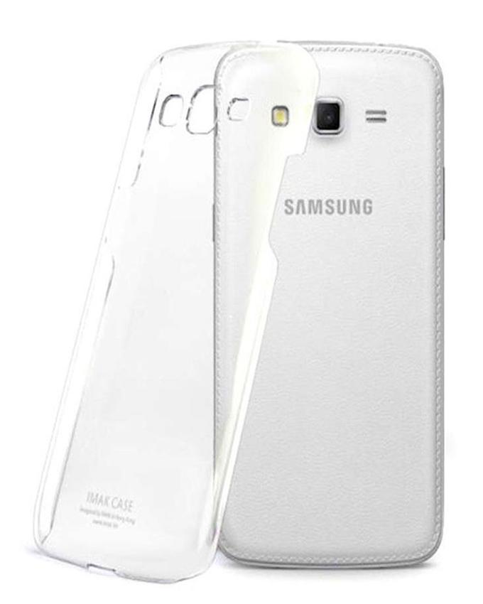 Transparent Backcover For Samsung Galaxy S Duos 2