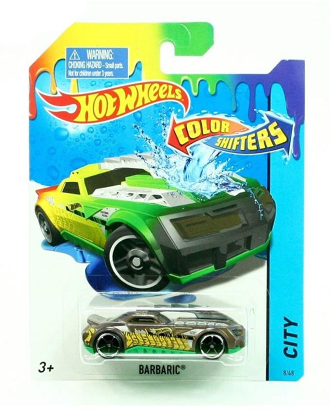 Color Shifter Assortment Collection - Bundle of 16 Cars