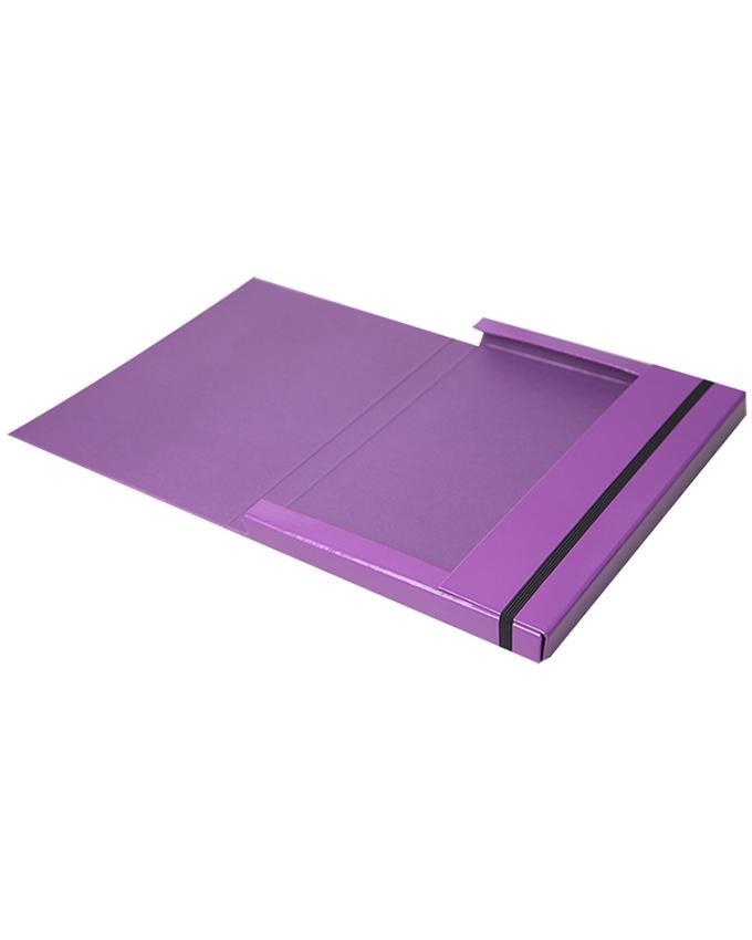 Document Holder - Purple