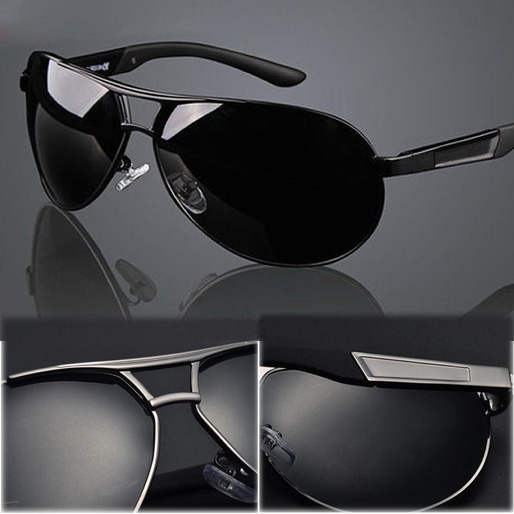 Men's Polarized Aviator Sunglass - UV400