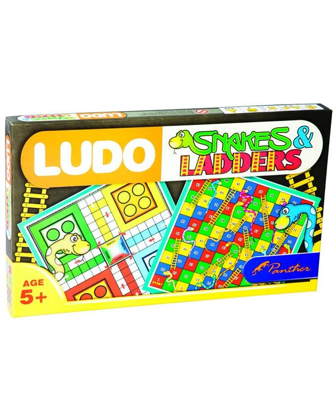 Ludo-Snake And Ladders