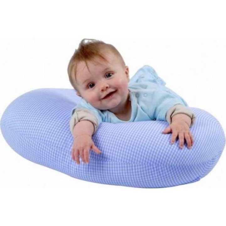Baby Nursing Pillow- Blue