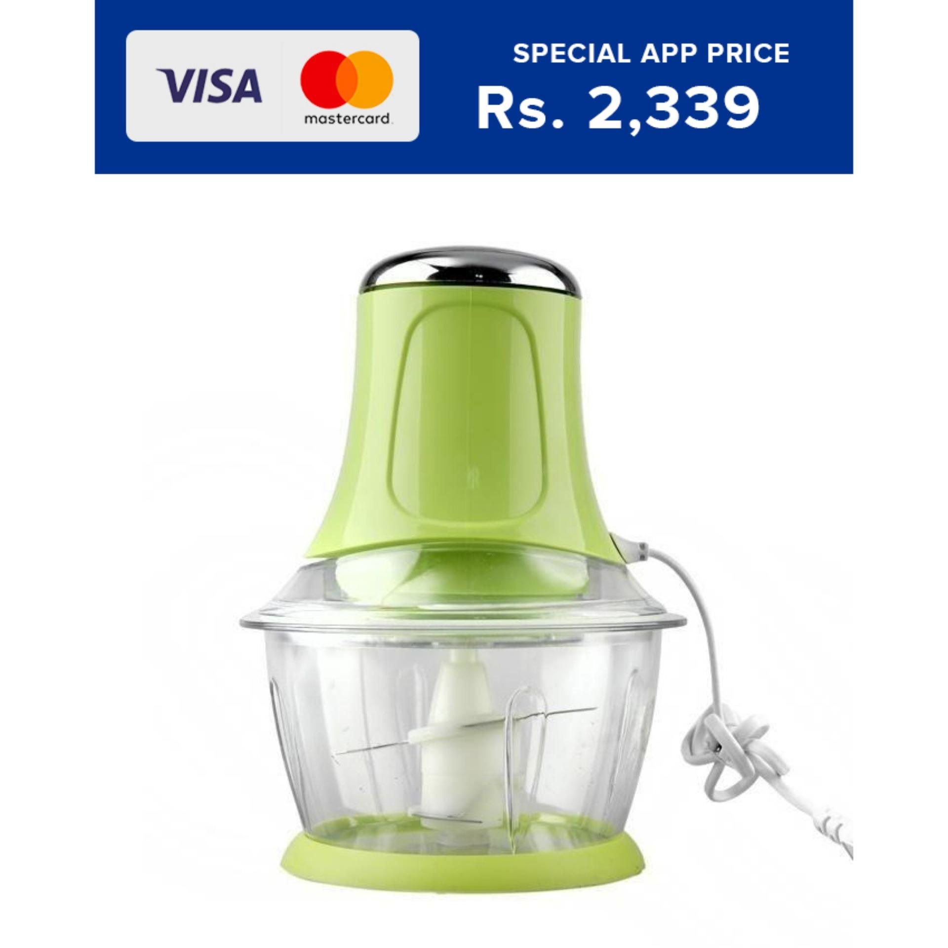 Green Mini Multifunctional Meat Grinder