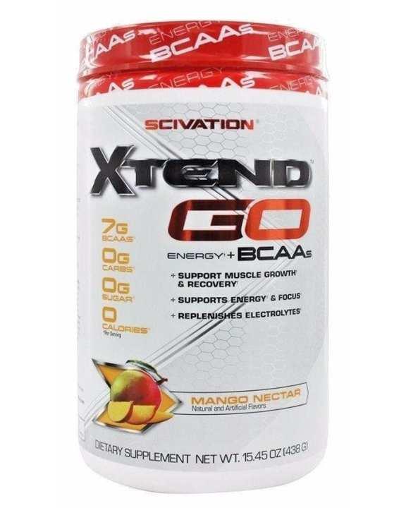 BCAA Xtend Go - 415g/30 Servings - Mango Nectar