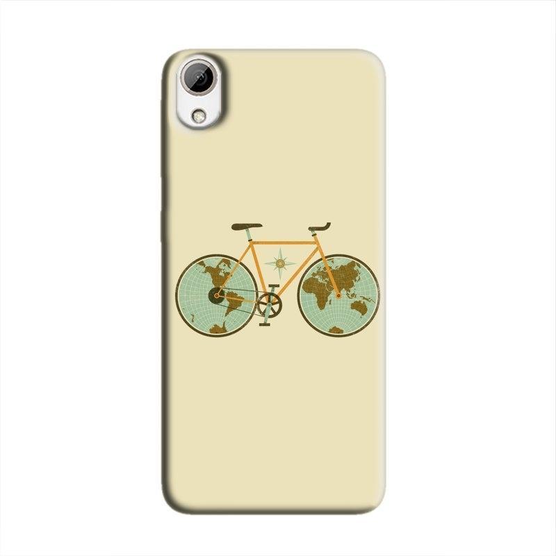 BikeWorld Hard Case For HTC Desire 626