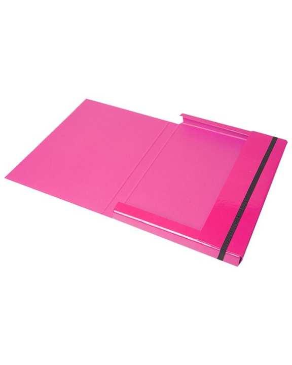 Document Holder - Pink
