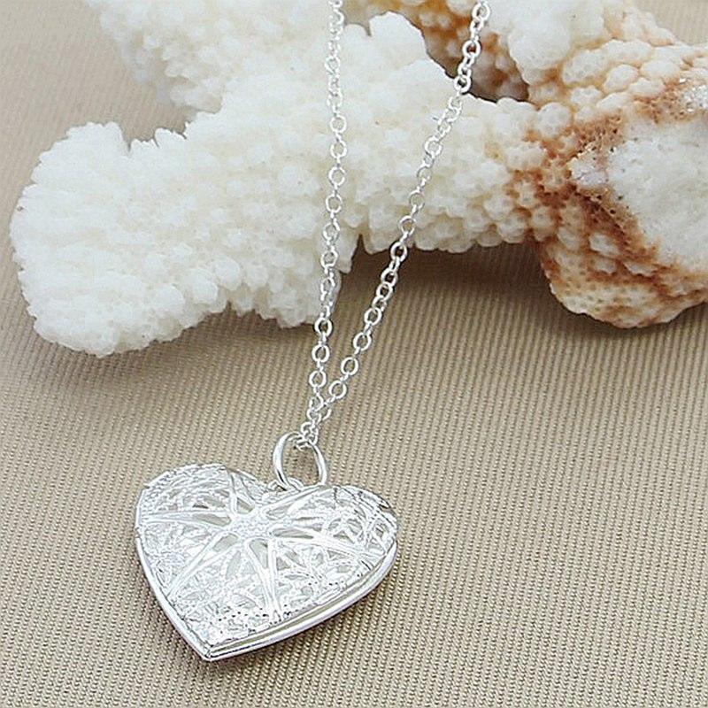 Women's Love Heart Necklace
