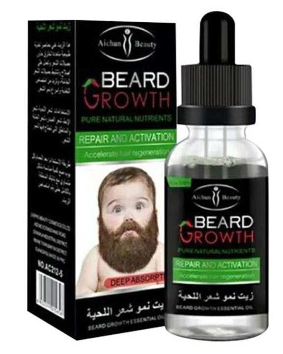 Beauty Beard Oil - 30ml