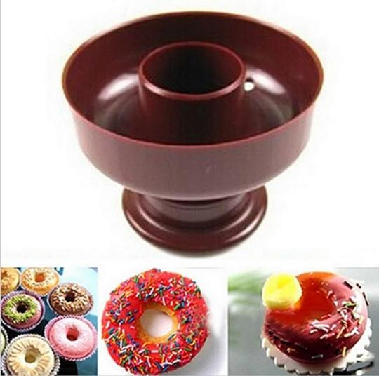 Donut Maker Cutter Fondant Mould