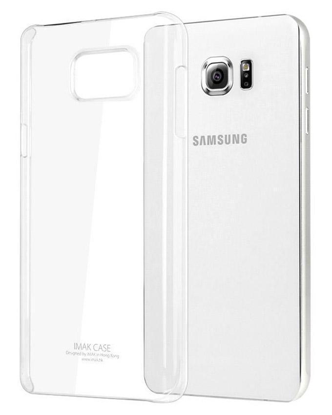 Transparent Backcover For Samsung Galaxy S6 Edge